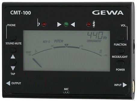 CMT-100 Stimmgerät/Metronom
