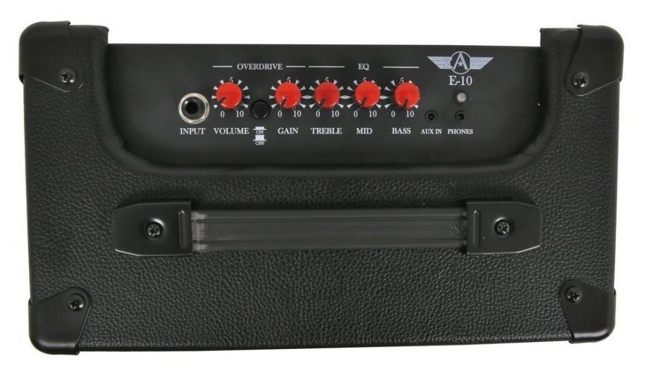 E-10 ZAR Amps