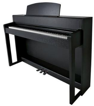 UP280G Digitalpiano Schwarz