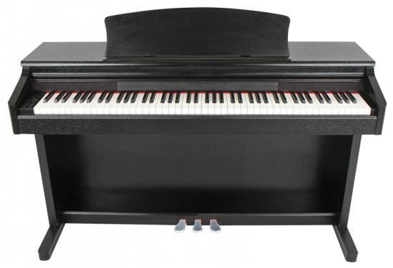 DP140 Digitalpiano Schwarz (Auslaufmodell)