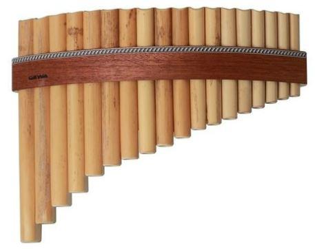 Panflöte G-Dur 18 Rohre