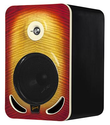 LP8 Cherry-Burst Referenz-Monitor
