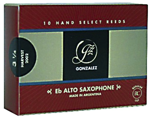 2,5er Blätter Alt-Saxophon