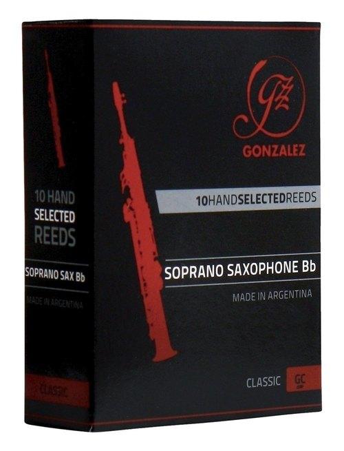 2er Blätter Sopran-Saxophon