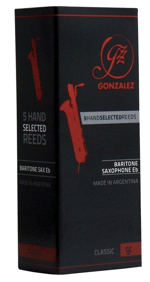 2er Blätter Bariton-Saxophon