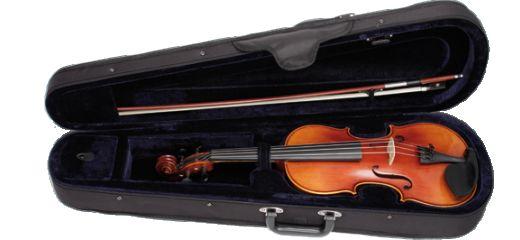 AS-180-V Violingarnitur Conservatoire 1/2 Größe