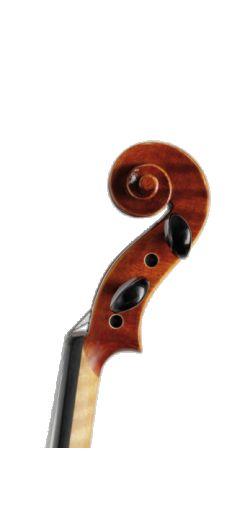 AS-180-V Violingarnitur Conservatoire 4/4 Größe