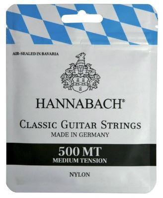 500MT Saiten Konzertgitarre