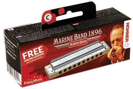 Marine-Band 1896 D-Dur