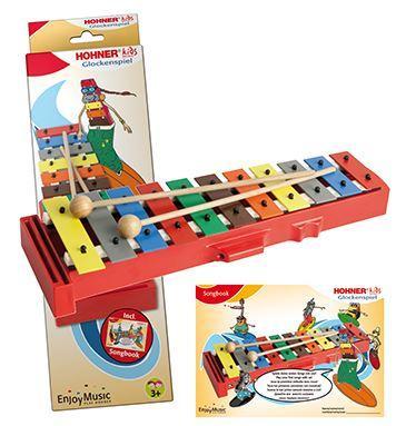 Kids Glockenspiel Set