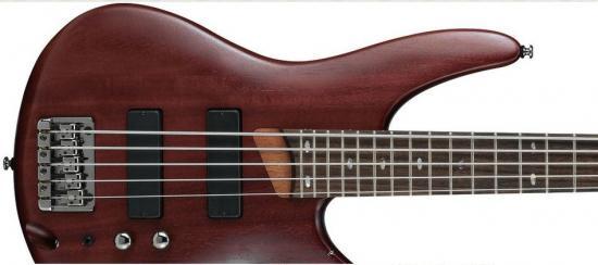 E-Bass SR505-BM Brown-Mahogany