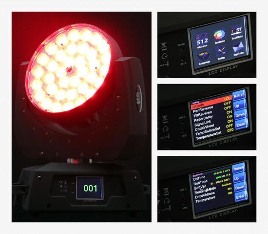 LED MH368ZW