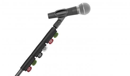 14510 Plektrenhalter für Mikrofonstativ
