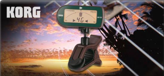 AW-2U Stimmgerät für Ukulele