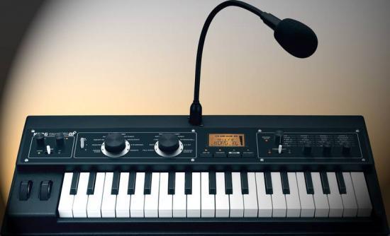 microKORG XL + Synthesizer/Vocoder