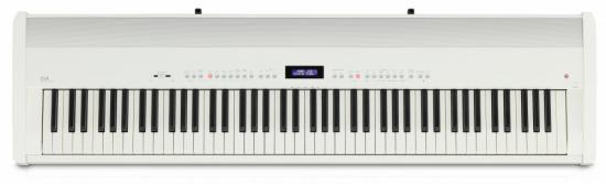 ES-8 Stagepiano Weiß