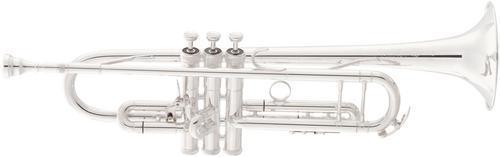 Bb-Trompete 2055T Silver-Flair