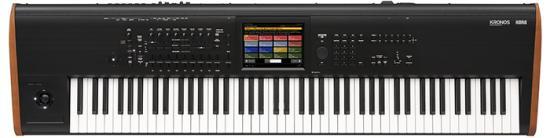 Kronos2 Synthesizer 88 Tasten
