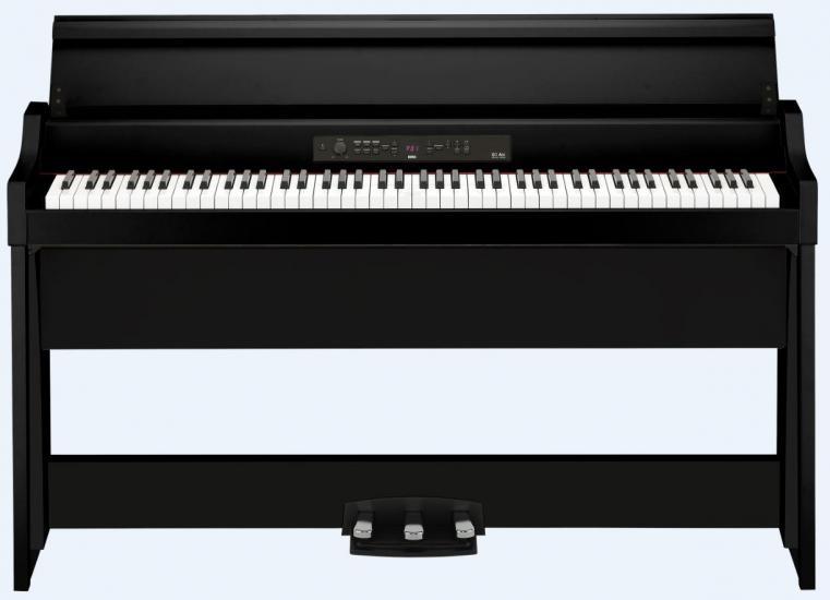 G1Air Digital-Piano schwarz