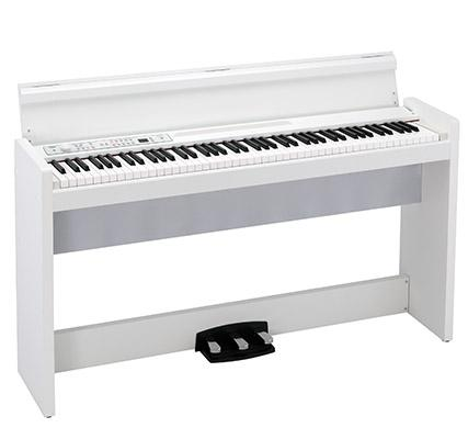 LP-380 Digital-Piano Weiss