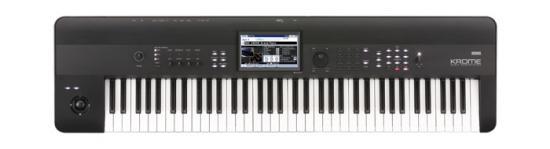 Krome 73 Music-Workstation