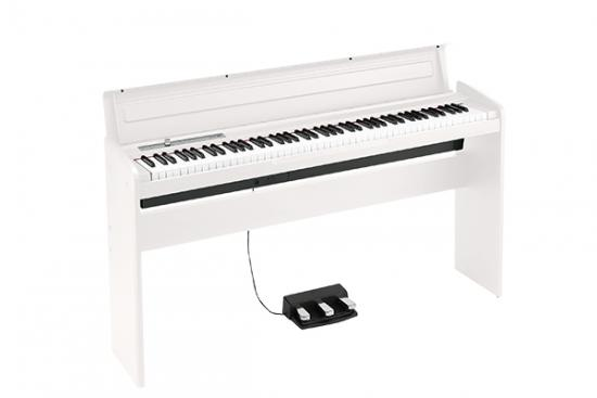 LP180WH Concert-Piano weiß