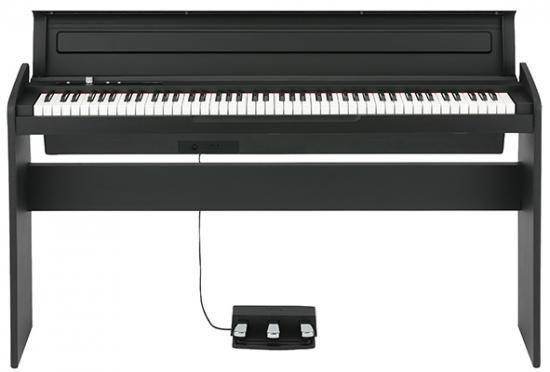 LP180BK Concert-Piano schwarz