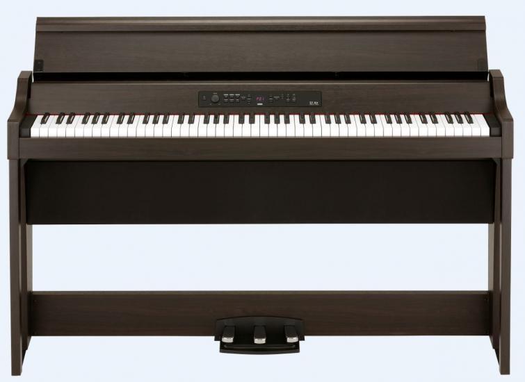 G1Air Digital-Piano braun