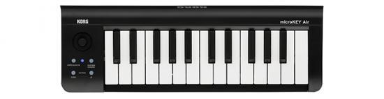 microKEY25 Air Bluetooth-Midi-Keyboard