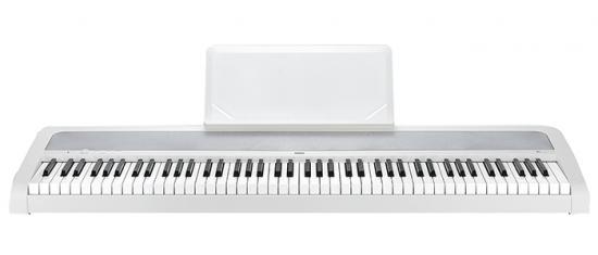 B1 Digital-Piano weiß