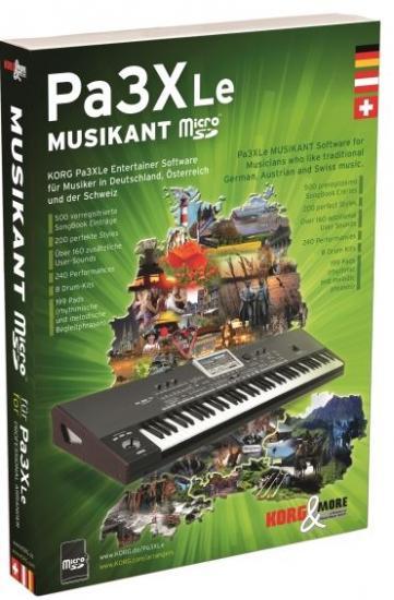 Pa3XLe Musikant-Erweiterung