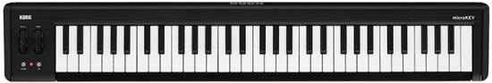 microKEY61 Kompaktes Midi-Keyboard