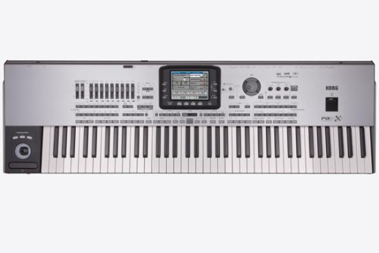 PA-3X76 Musikant Entertainerkeyboard gebraucht