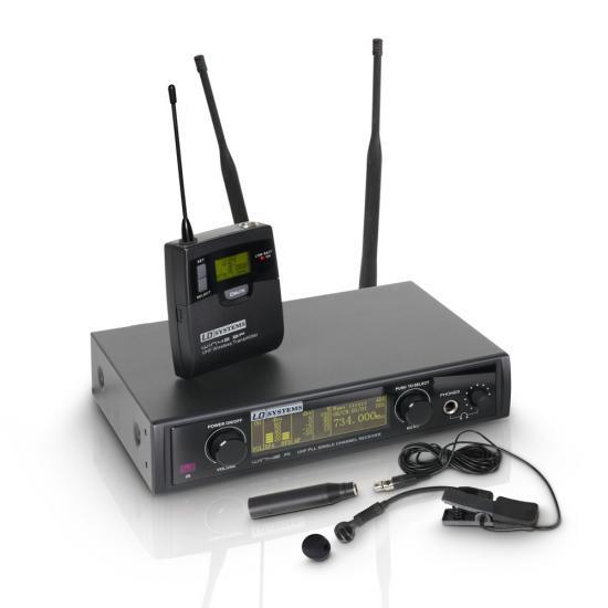 WIN42BPW-Funksystem 1 Blasinstrumenten-Mikrofon