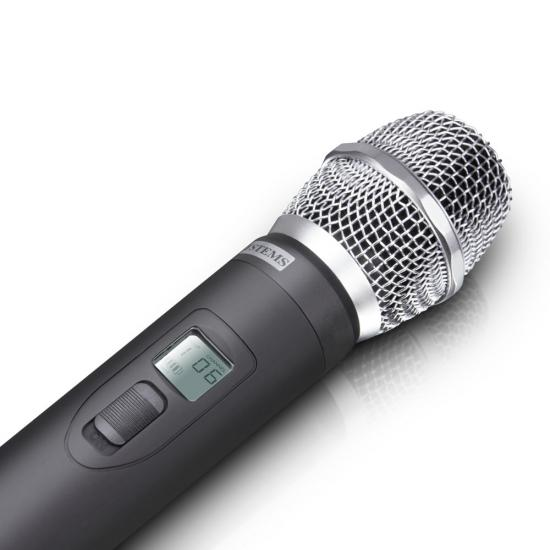 WS1G8-HHC Kondensator Funkmikrofon