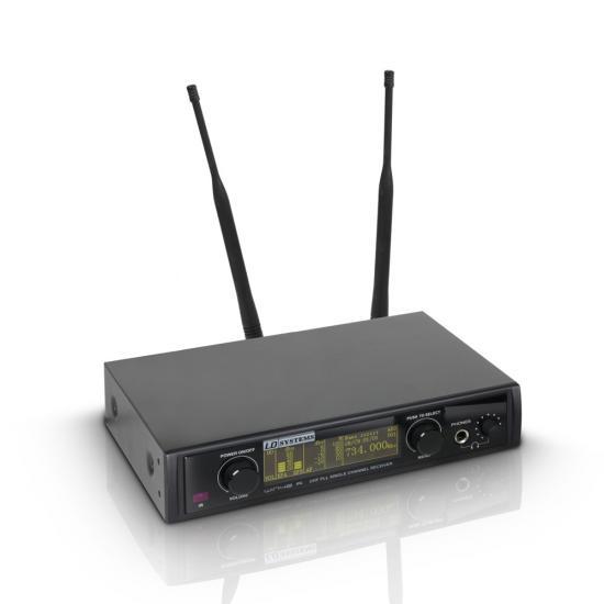 WIN42BPL-Funksystem 1 Lavalier-Mikrofon