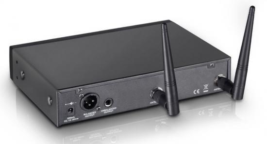 WS1G8-BPH Funkmikrofon Headset