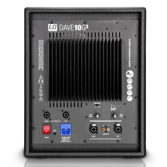 DAVE10G3 Multimedia System