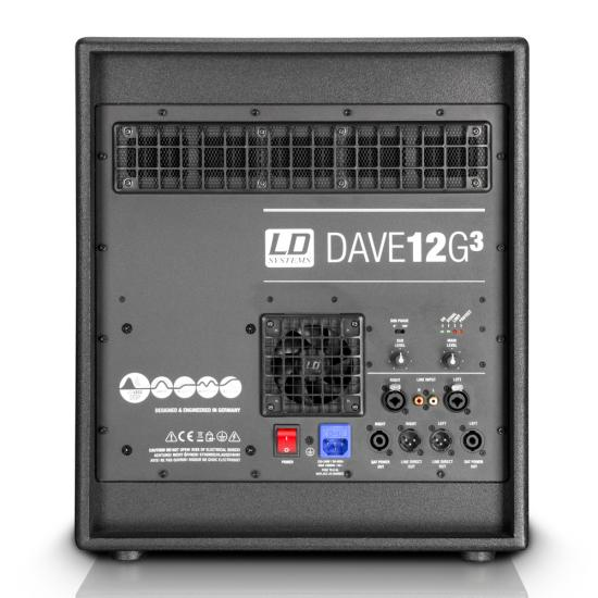 DAVE12G3 Multimedia System
