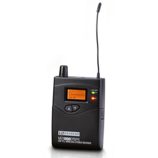 MEI1000G2 In-Ear-Monitoring-System drahtlos