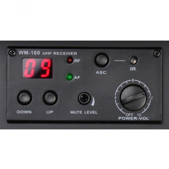 Roadman 102 UHF Empfängermodul für Roadman und Roadboy