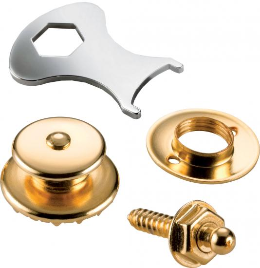Security-Lock Electric Gold