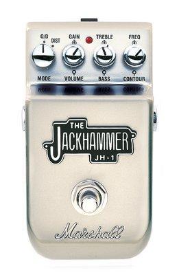 Jackhammer Overdrive-Distortion-Pedal JH-1