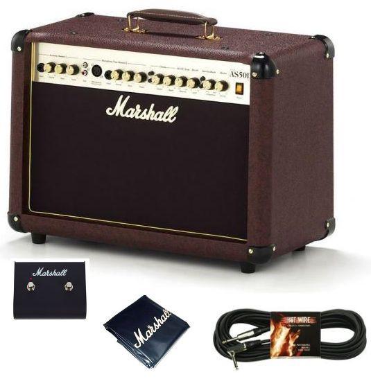 AS50D Set Akustik-Gitarren-Combo