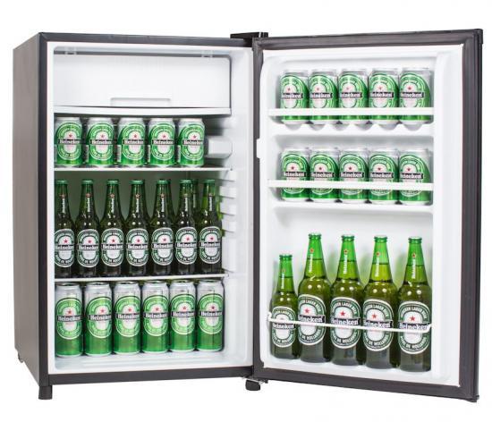 Fridge Kühlschrank mit Eisfach