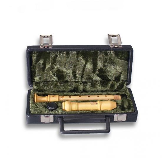 Etui für Sopran Blockflöten