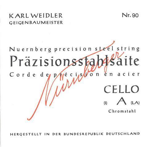 Saiten für Cello Präzision