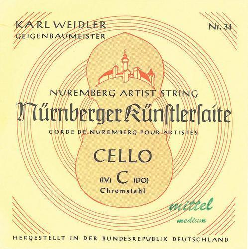 Saiten für Cello Künstler