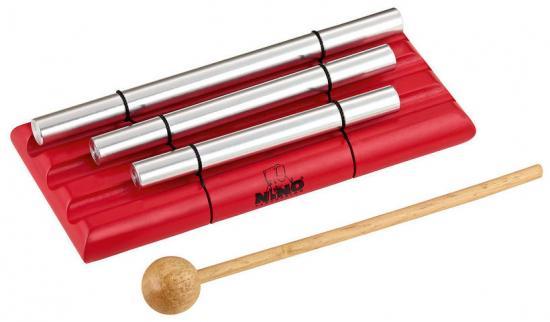 Energy Chime Dreireihig Rot