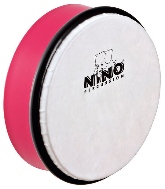 Hand Drum 6 Zoll Erdbeer Pink Nino